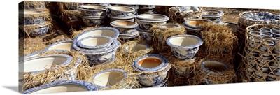 Vietnam, Bat Trang Village, porcelain pottery