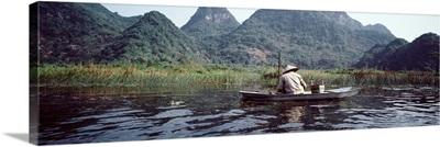 Vietnam, countryside near Hanoi