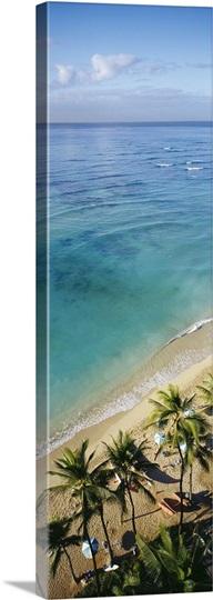 Waikiki Beach Honolulu HI