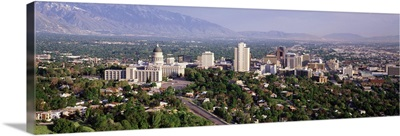 Wasatch Range Salt Lake City UT