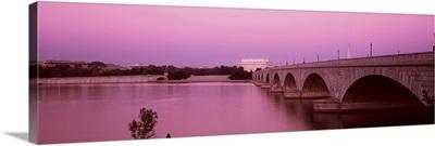 Washington DC, Memorial Bridge