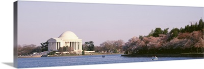 Washington DC, View of the Jefferson Memorial
