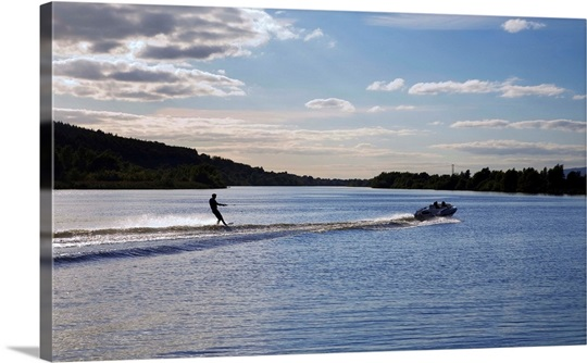 water skiing ireland