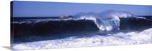 Waves in the sea, Big Sur, California,