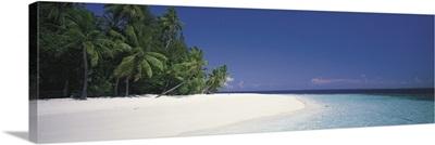 White Sand Beach Maldives