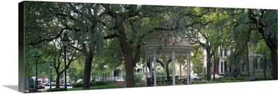 Whitefield Square Historic District Savannah GA