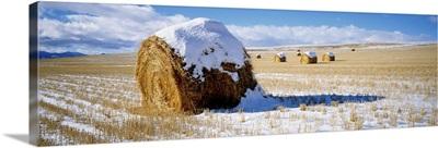 Winter Helena Valley MT