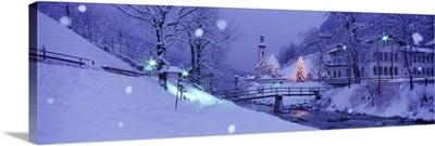 Winter Ramsau Germany