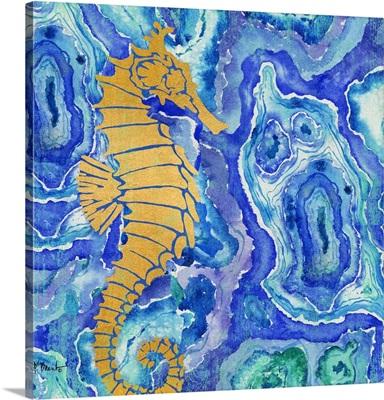 Agate Seahorse