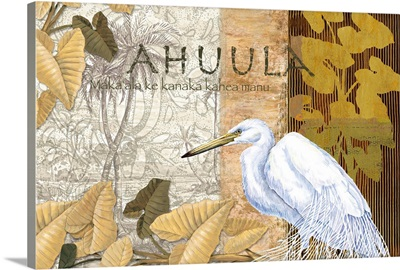 'Ahu 'ula - Feather Cloak