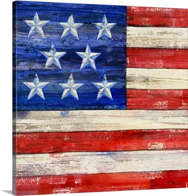All American Flag I
