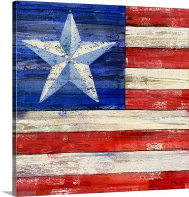All American Flag III