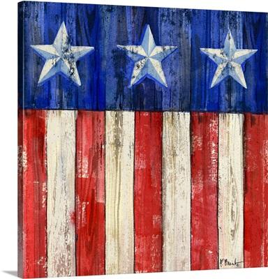 All American Flag IV