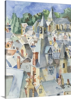 Amboise City Roofs
