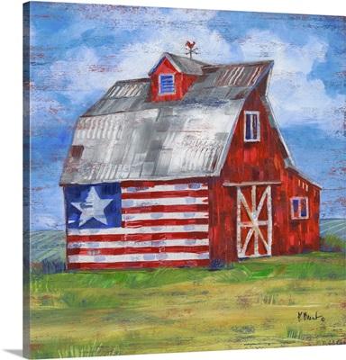 Americana Barn I