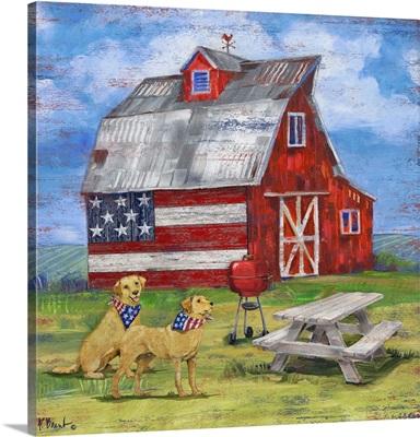 Americana Barn II
