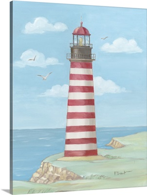 Americana Lighthouse - West Quoddy Head