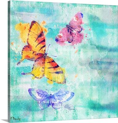 Arianna Butterflies I