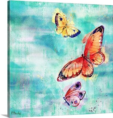 Arianna Butterflies II