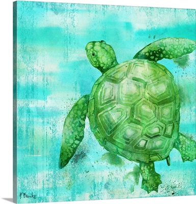 Arianna Turtle - Green