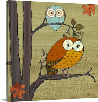 Awesome Owls I