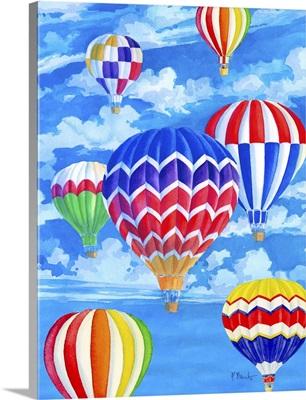 Balloon Sky Vertical
