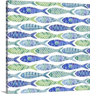 Baltic Bluefish