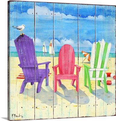 Beach Chairs I