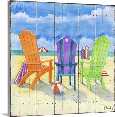 Beach Chairs II