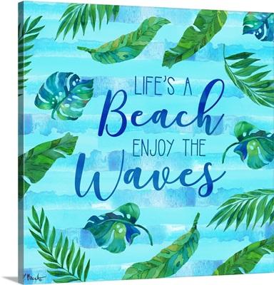 Beach Inspiration III