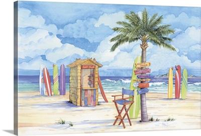 Beach Signs - Surf Shack