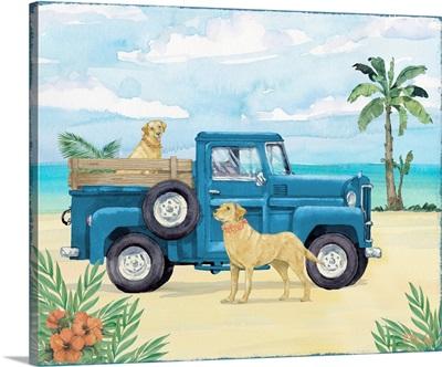 Beach Truck I