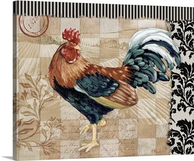 Bergerac Rooster II - Black