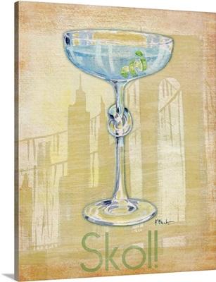Big City Cocktails - Blue Curacao