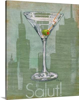 Big City Cocktails - Martini