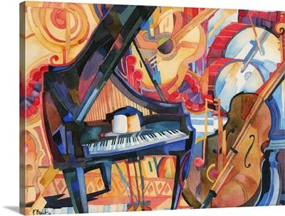 Big City Music Piano