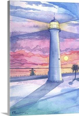 Biloxi Lighthouse, Mississippi