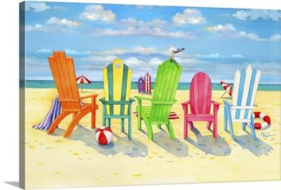 Brighton Beach Chairs