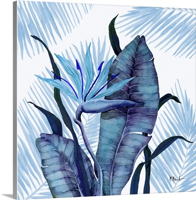 Cabana Daze  II - Blue