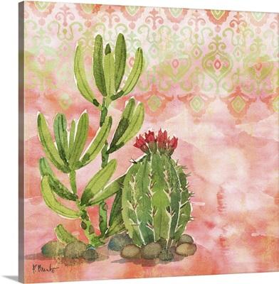 Cactus III - Coral