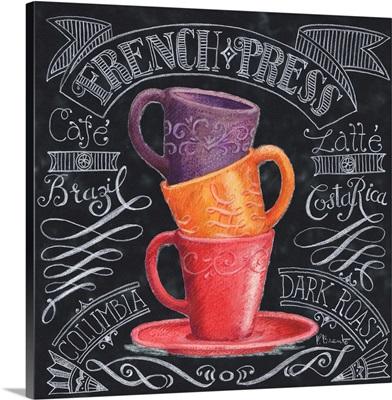 Chalkboard Coffee II