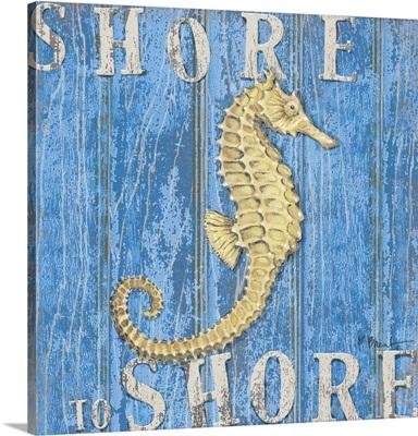 Coastal USA - Seahorse