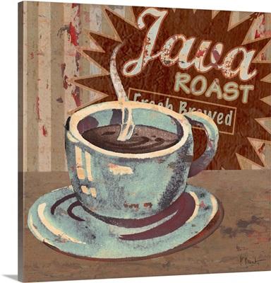 Coffee Brew Sign III