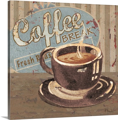 Coffee Brew Sign IV