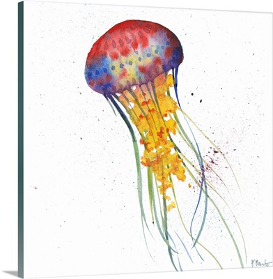 Deep Sea Jellies I