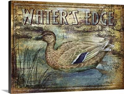 Duck Sign III