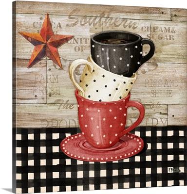 Farmhouse Coffee Cups