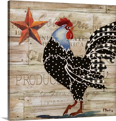 Farmhouse Rooster II