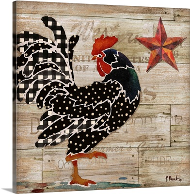 Farmhouse Rooster III