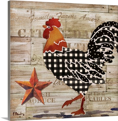 Farmhouse Rooster IV